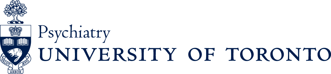Psychiatry - University of Toronto logo